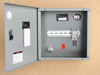 Microlog residential DC panels